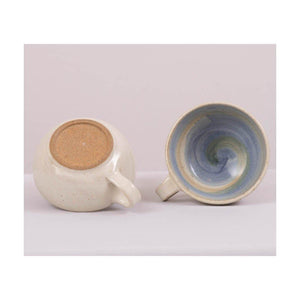 Stoneware Snack & Soup Bowl - Set of 2pcs
