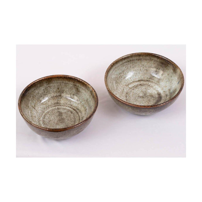 Stoneware Large Serving Dinnerware - Set of 2 - Paakhee - Handcrafting Dreams