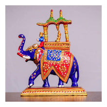 Load image into Gallery viewer, Mysore Dasara Elephant - Paakhee - Handcrafting Dreams