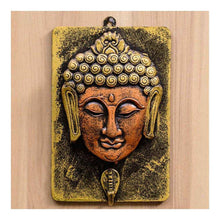 Load image into Gallery viewer, Key Holder | Buddha Theme | Wall Art | Rajasthan Handicraft - Paakhee - Handcrafting Dreams