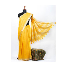 Load image into Gallery viewer, linen sari