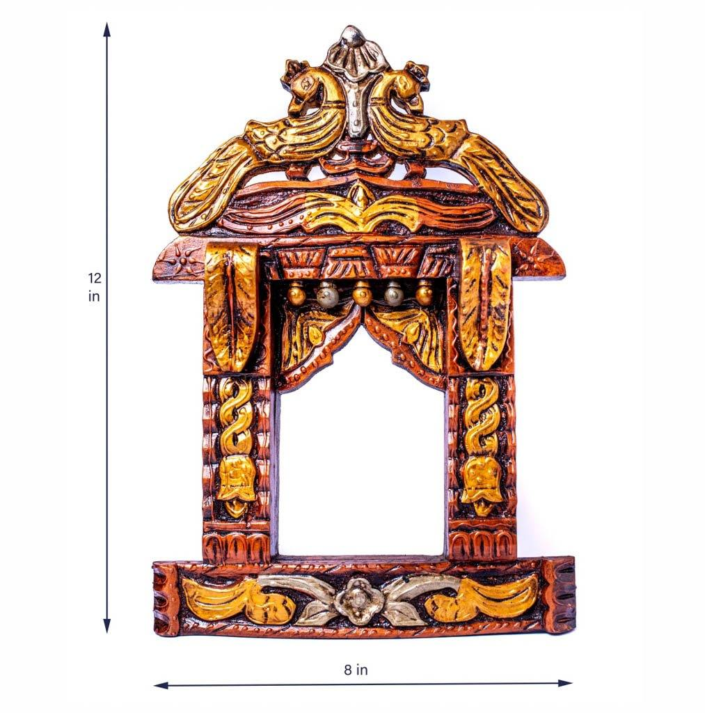 Wooden Jharokha