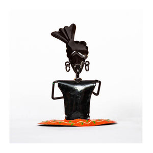 Sitting Musician - Set of 2 - Pagdi - Paakhee - Handcrafting Dreams