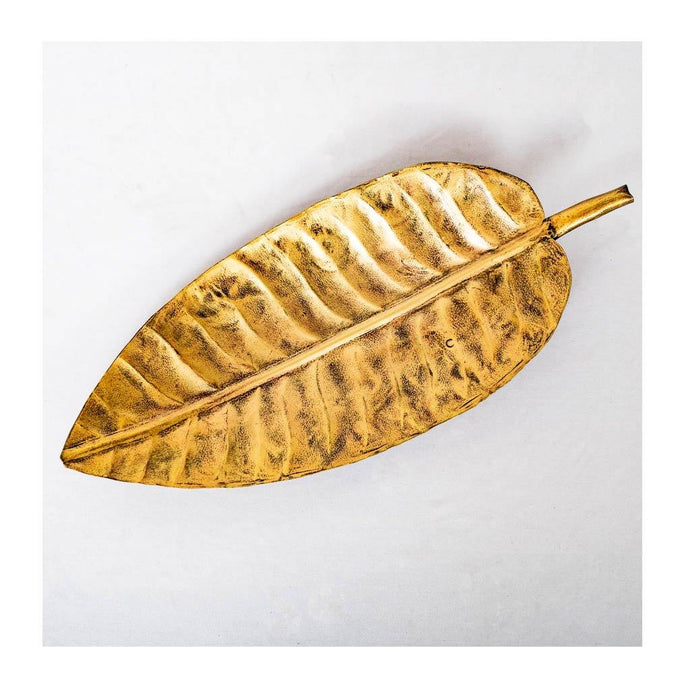 Leaf tray (Large) - Paakhee - Handcrafting Dreams