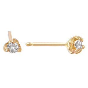 Diamond Stud Earring