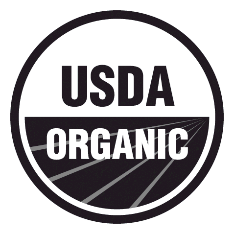 All of our ingredients are 100% organic