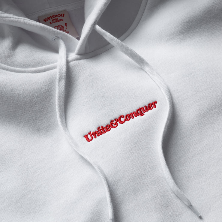 Unite & Conquer - Hooded Sweater