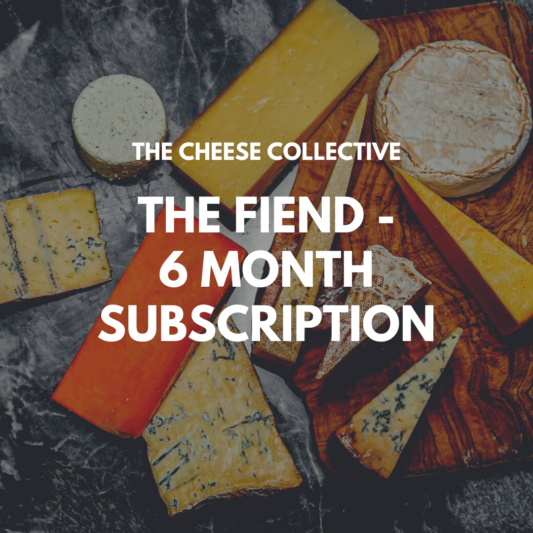The Fiend - 6 month subscription gift card
