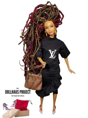LV Loc Fashion Collector Doll
