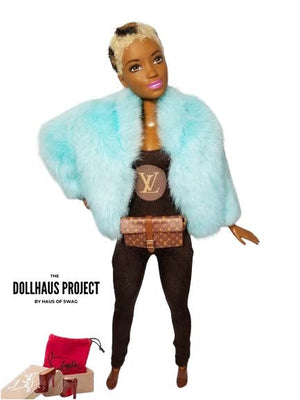 LV Catsuit Fashion Collector Doll