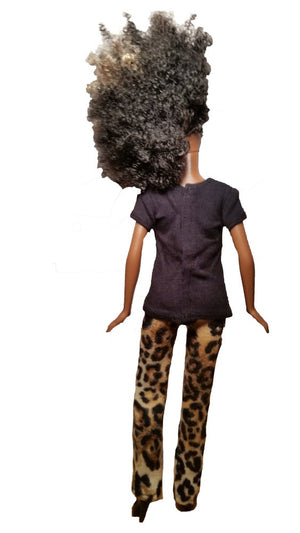 Real Chicks Rock Naturals Fashion Doll II
