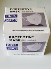 Load image into Gallery viewer, KN95 Masks Disposable