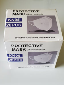 KN95 Masks Disposable