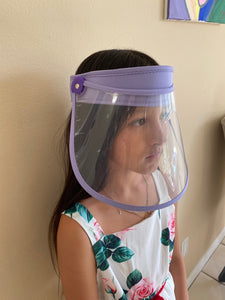 Protective Face Shield with Flip Up Position