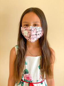 Easy Breathe Children's Face Mask with valve