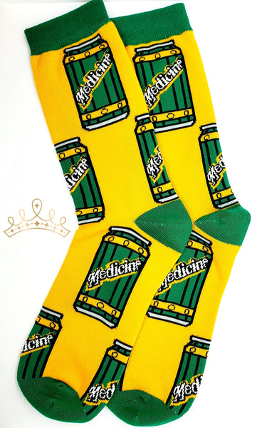 """Medicine"" Casual Socks"