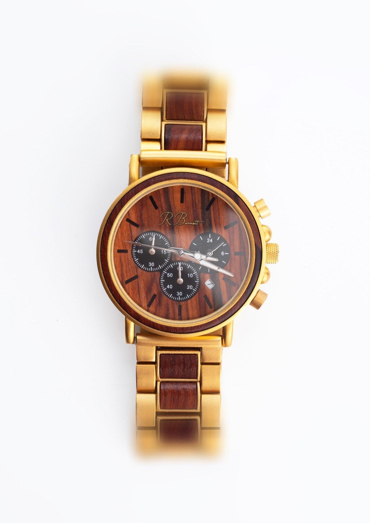 Aurum - Mens Wooden Watch