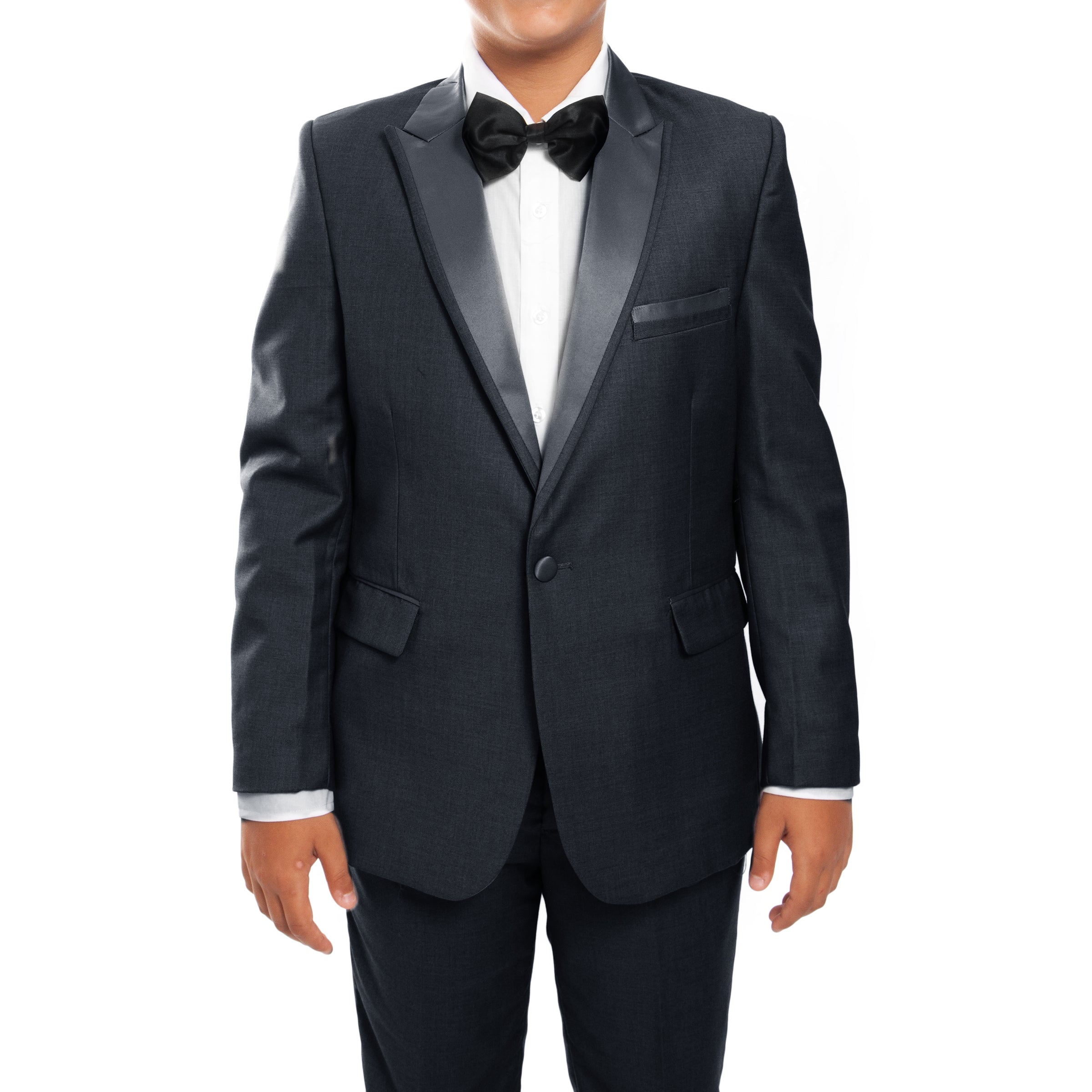 Tazio Navy / Navy Formal Suits For Boys