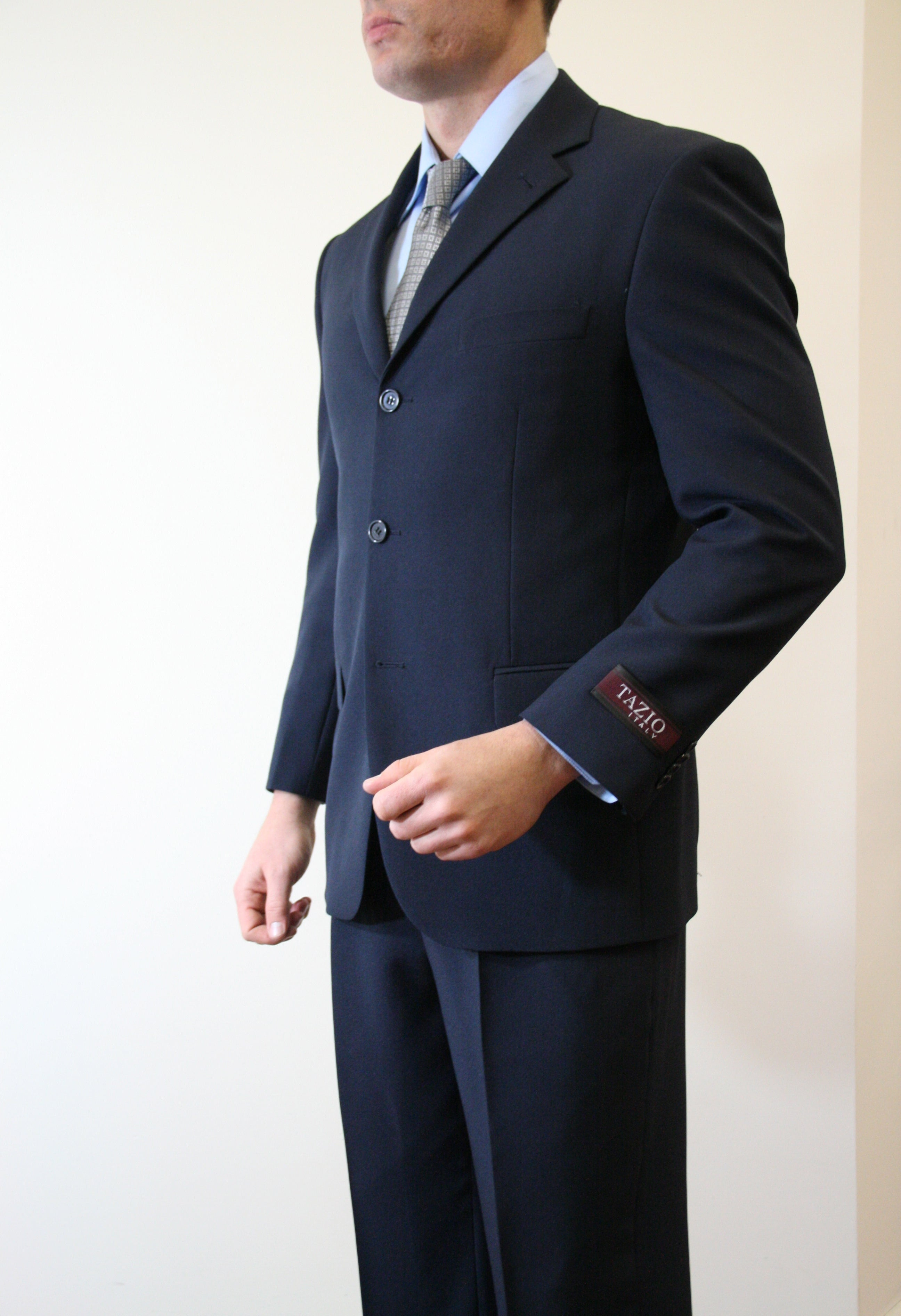 Dk Navy Suit For Men Formal Suits For All Ocassions M069-11