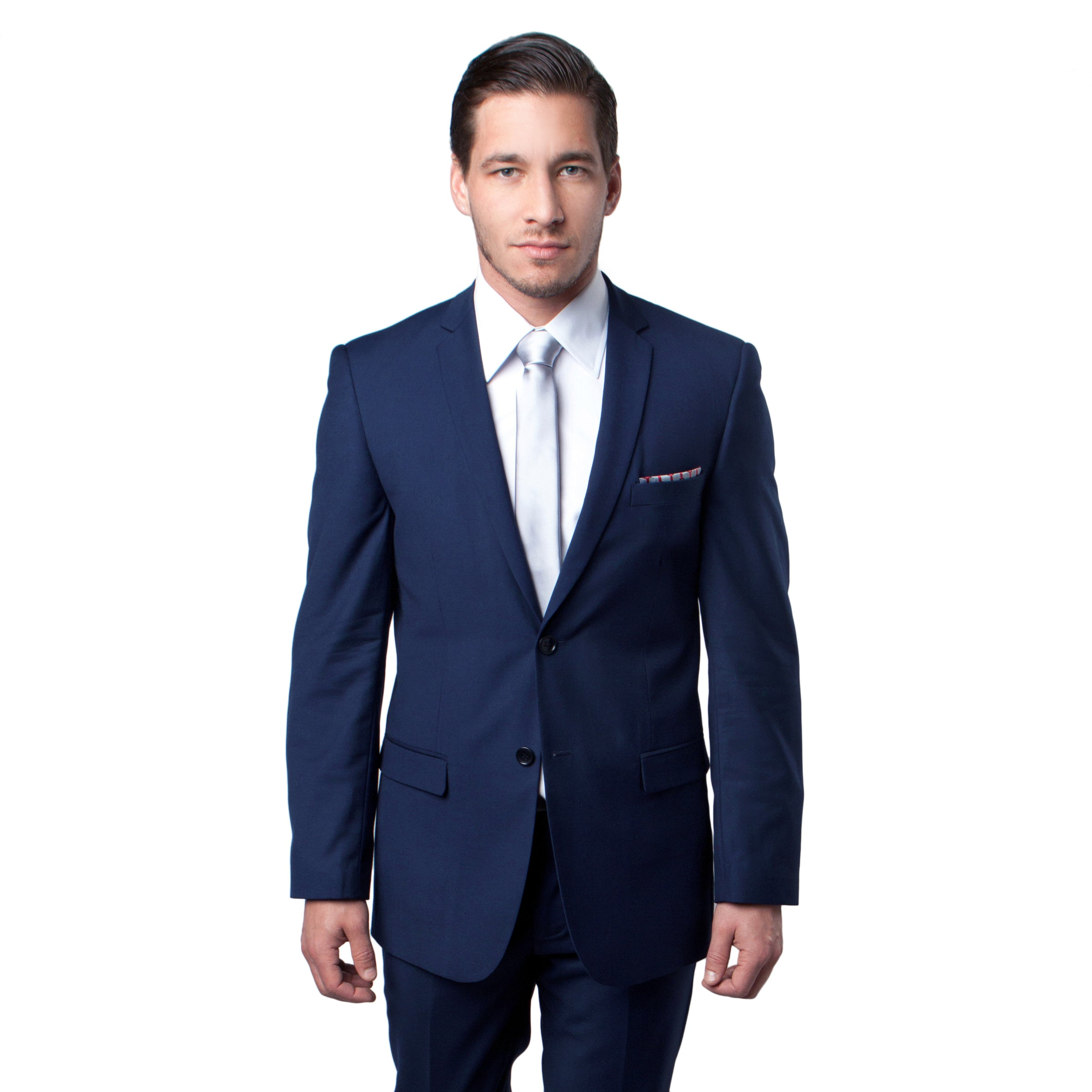Navy / Blue Suit For Men Formal Suits For All Ocassions M085S-11