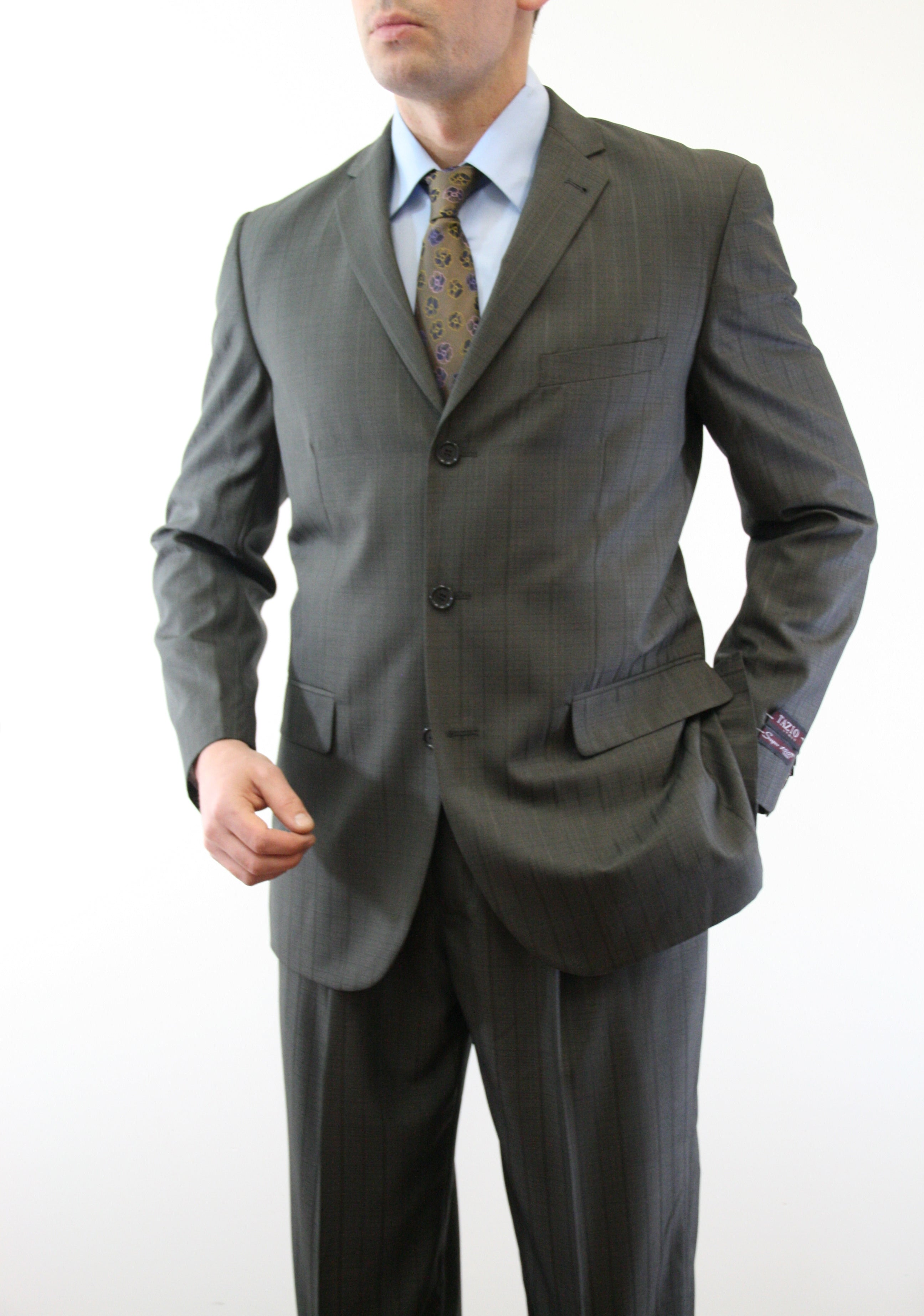Grey Suit For Men Formal Suits For All Ocassions M111-04