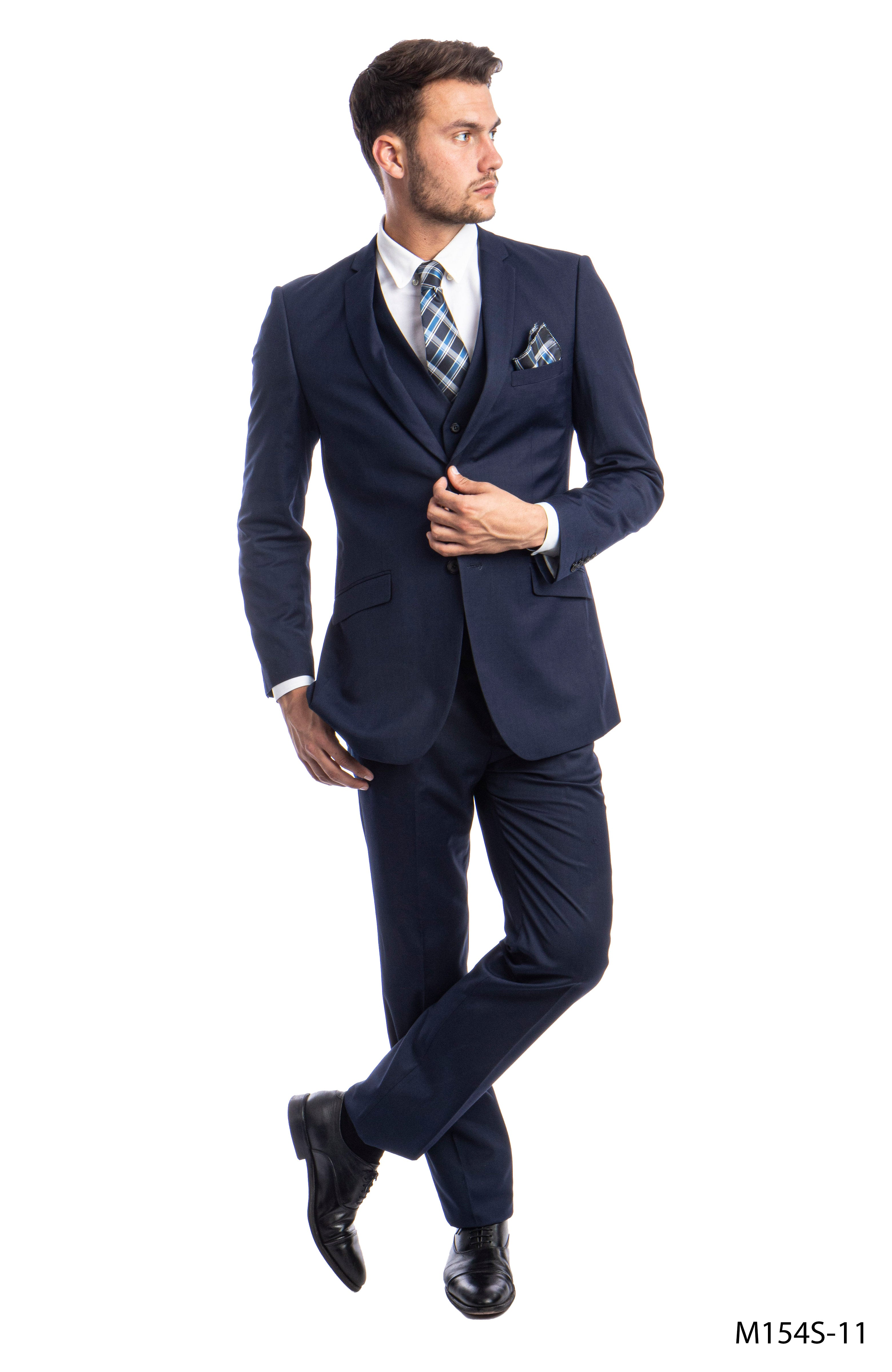 Navy Suit For Men Formal Suits For All Ocassions