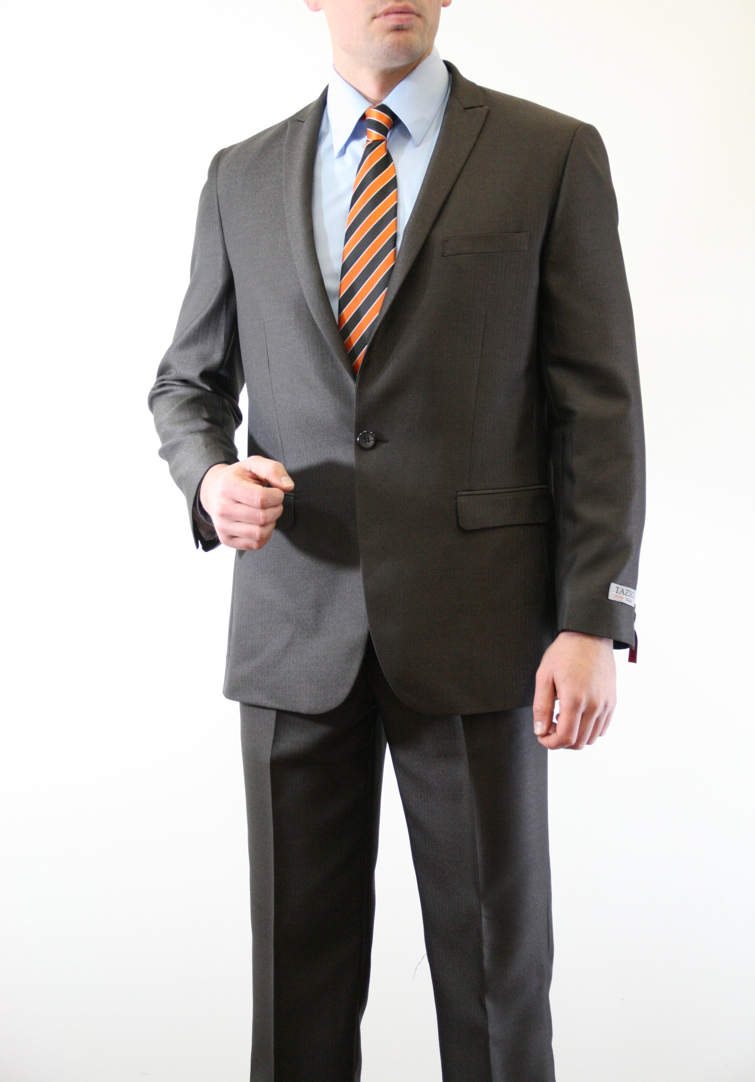 Brown Suit For Men Formal Suits For All Ocassions M192S-04