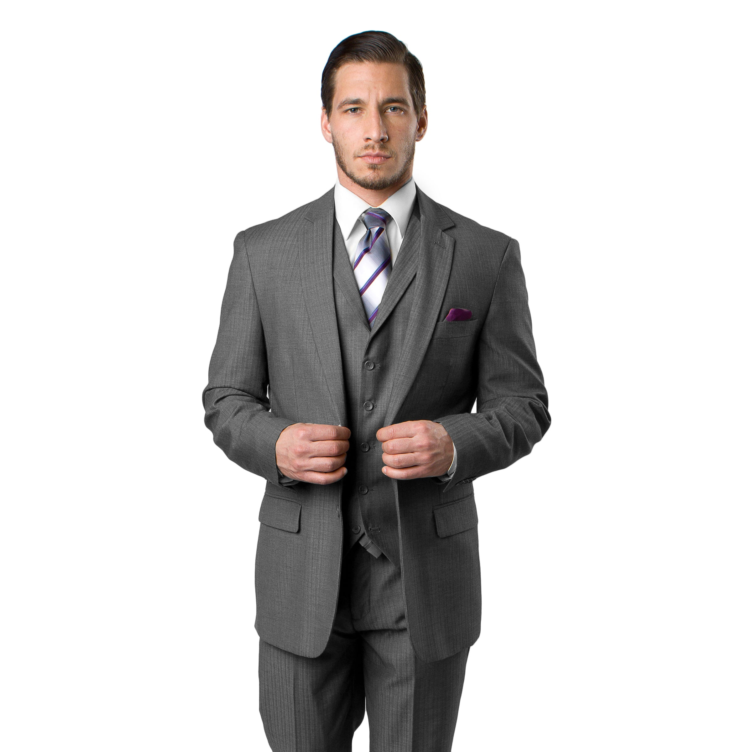Black Suit For Men Formal Suits For All Ocassions M230-01