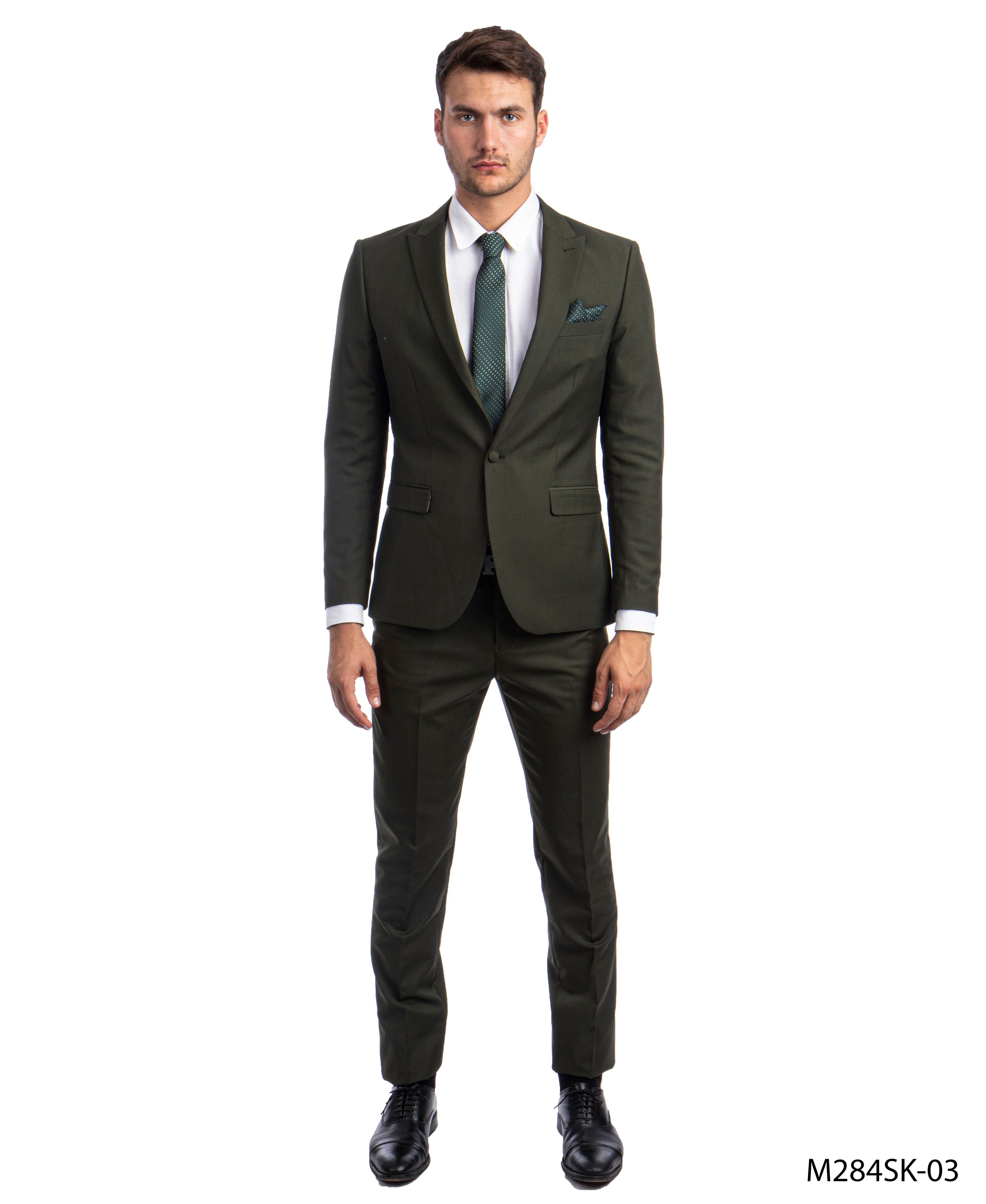 Green Suit For Men Formal Suits For All Ocassions