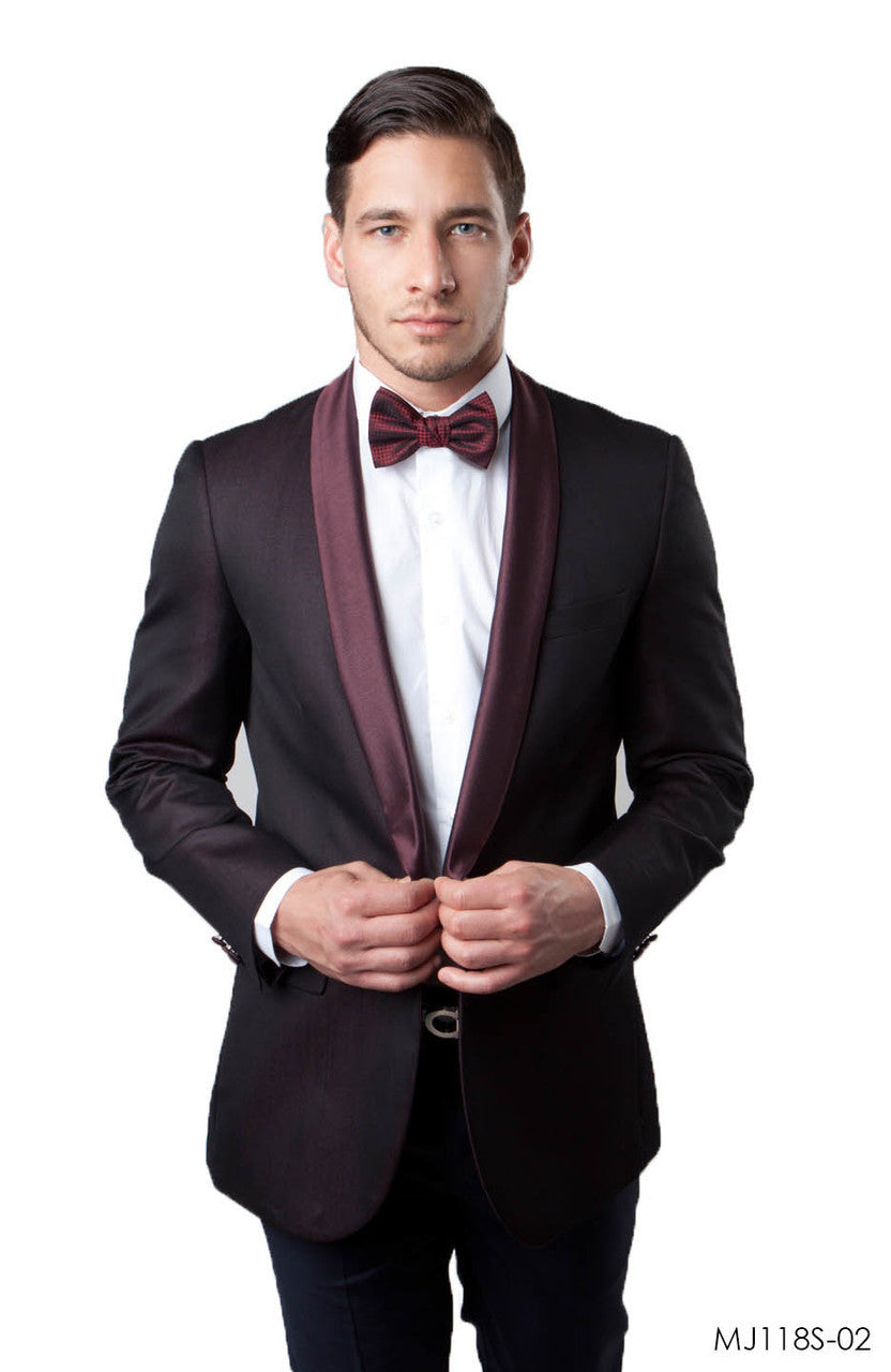 Plum Jackets For Men Jacket Suits For All Ocassions MJ118S-02