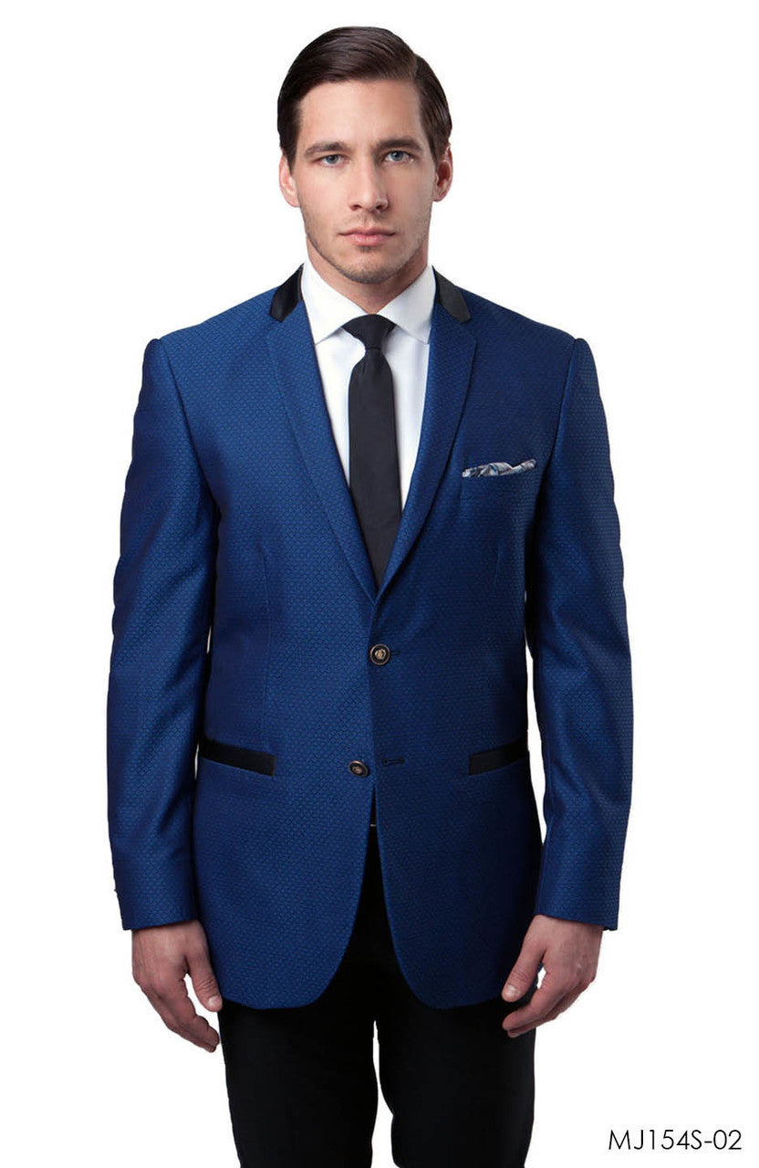 Blue Jackets For Men Jacket Suits For All Ocassions MJ154S-02