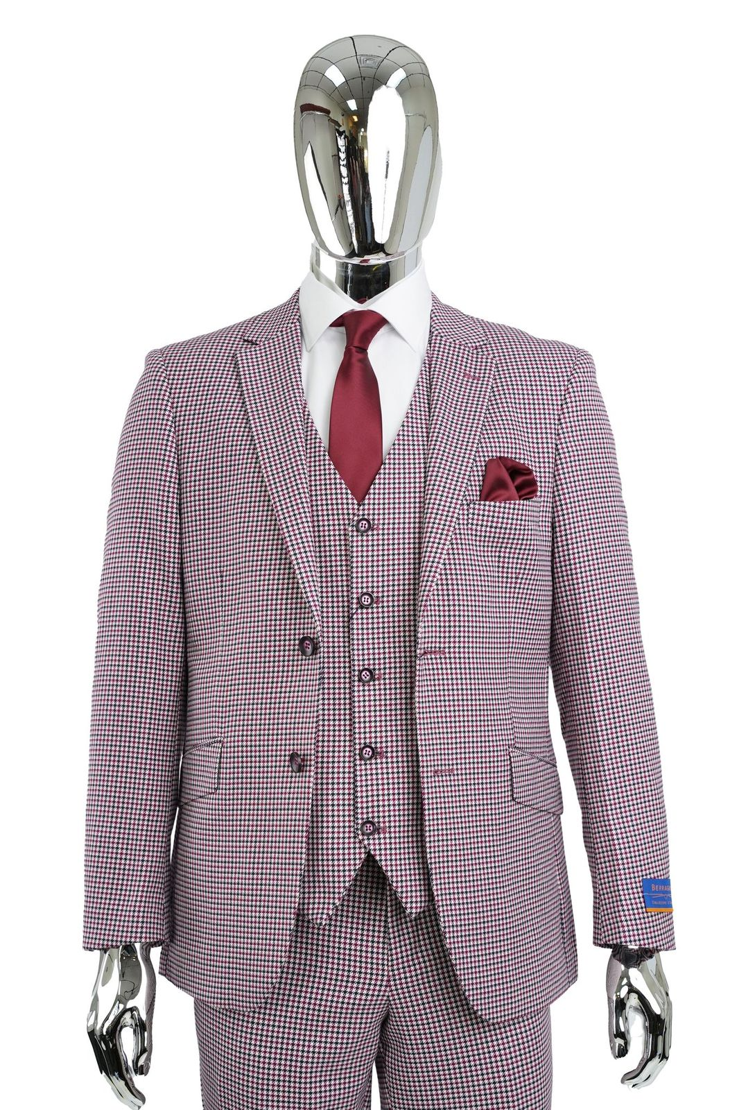 Q2549 SLIM FIT SUIT