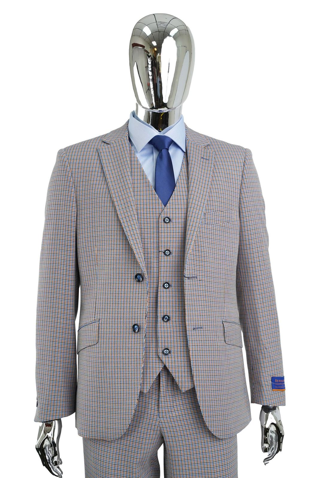 Q6056 SLIM FIT SUIT