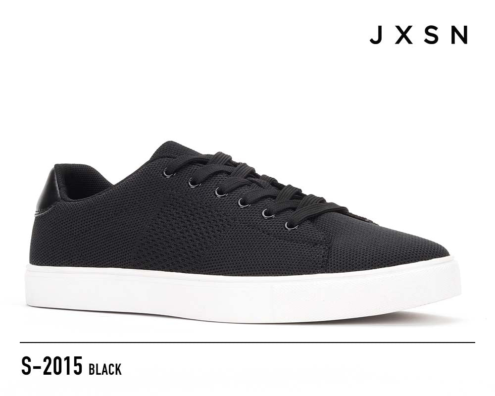 S-2015 CASUAL KNIT LACE-UP SNEAKER