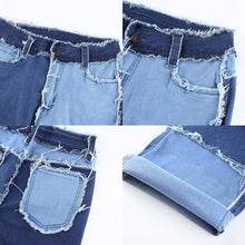 Load image into Gallery viewer, Kate Patchwork Jeans
