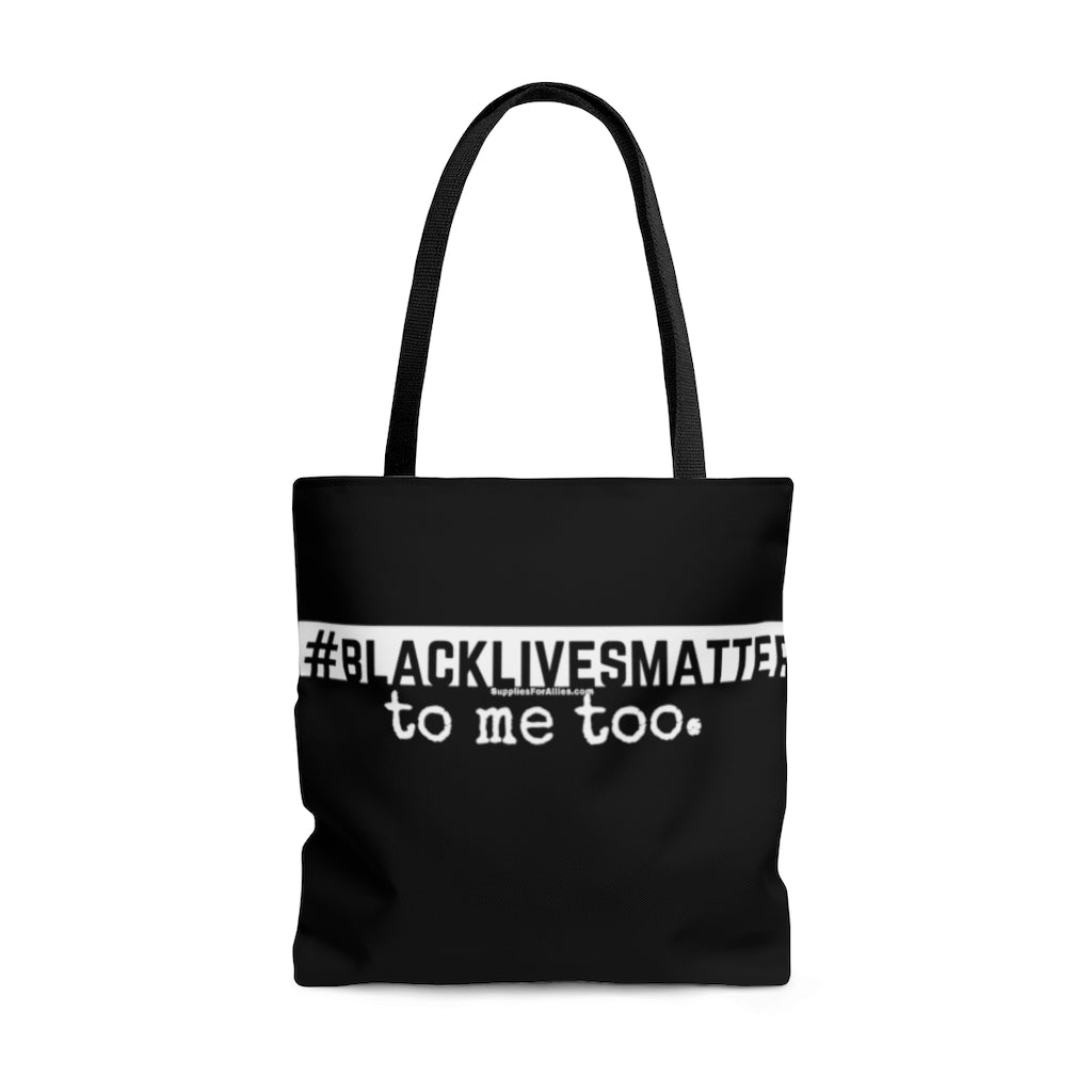 The BLM Tote
