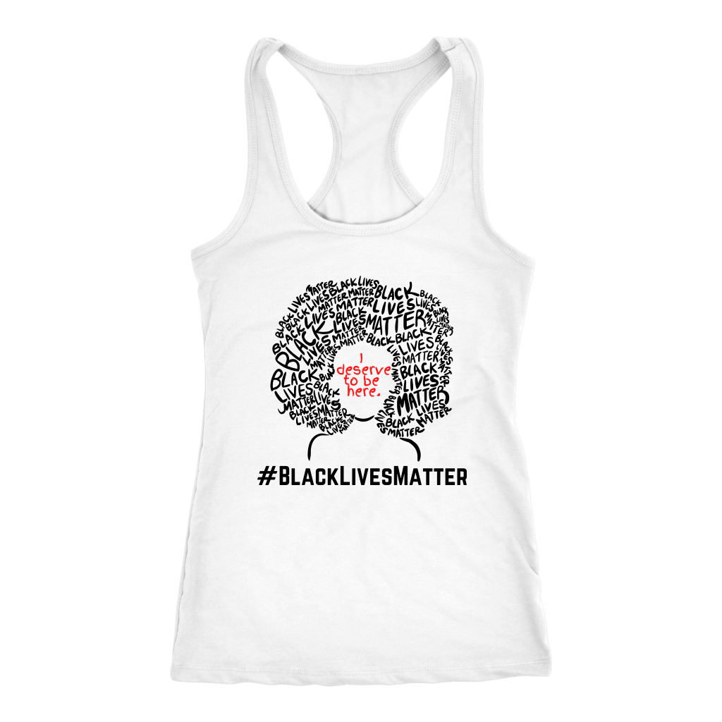 The Hair Racerback Tank