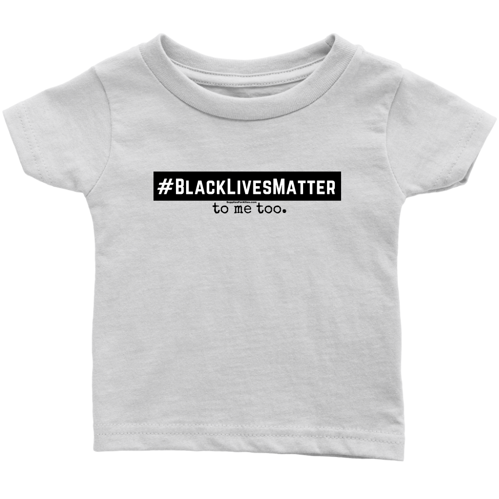 Infant - BLM2 tee