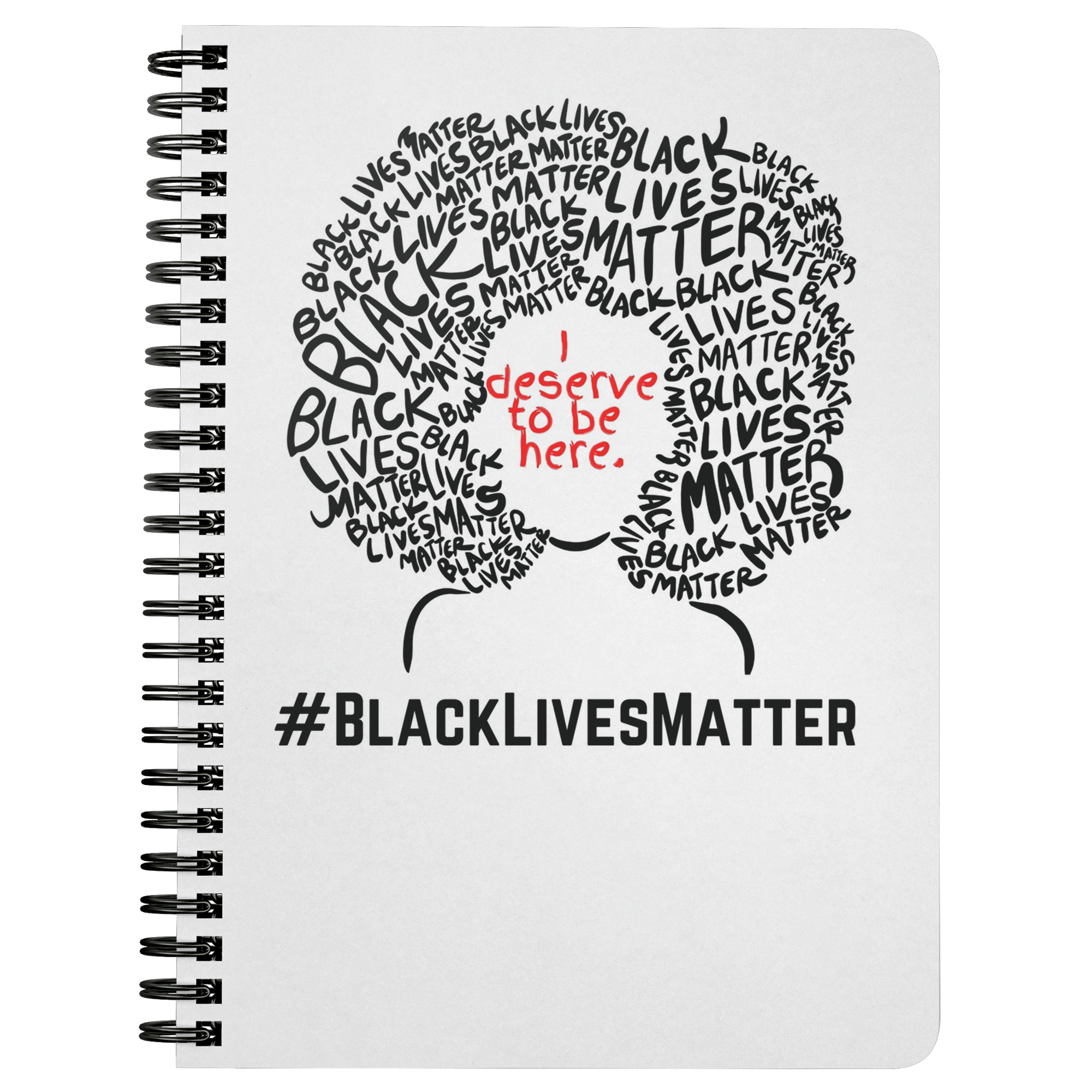 The Hair/BLM Notebook