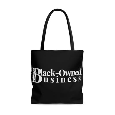 Black Owned Business Tote Bag