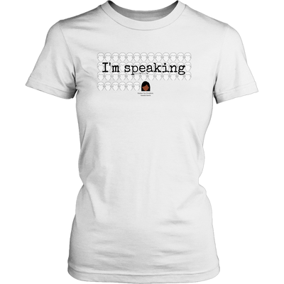 Madam Vice President - Speaking - Women's Tee