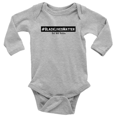 Long sleeve baby - BLM2