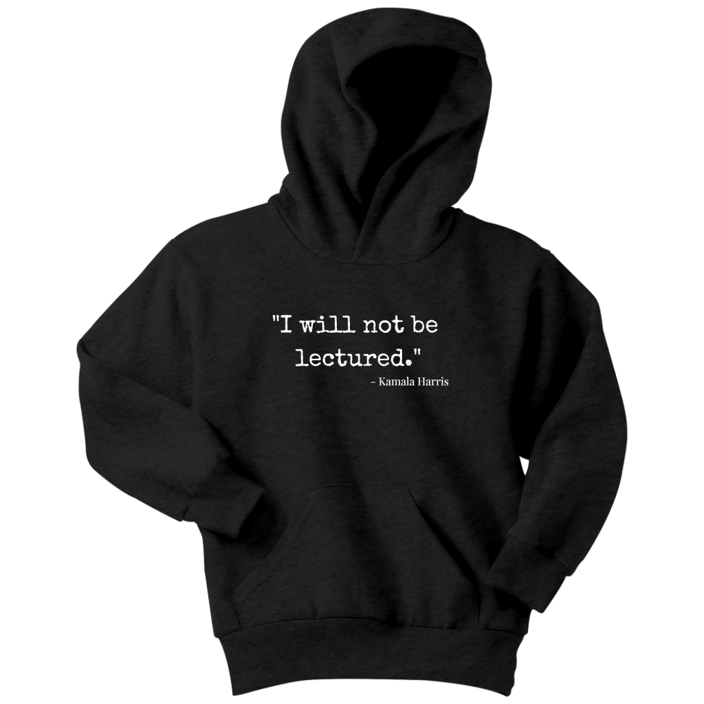 Kamala Lecture - Youth Hoodie