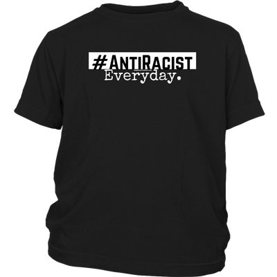 The Anti T-shirt black - Youth