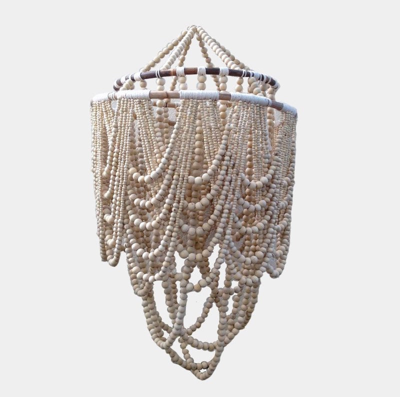 Beaded chandelier -pre order for may delivery
