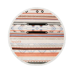 Bedouin Roundie towel by the beach people