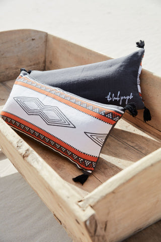 kilim beach pillow