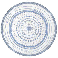 The beach people - wategos roundie towel