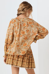 Seashell blouse - Sand