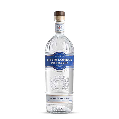 City of London - London Dry Gin 0,7l - 40,3%